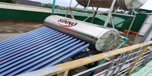 hướng dẫn sửa máy năng lượng mặt trời rò nước