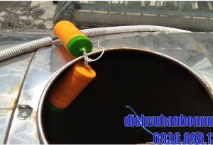 thay phao điện cho bồn nước