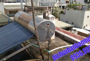 sửa máy nước nóng năng lượng mặt trời tphcm