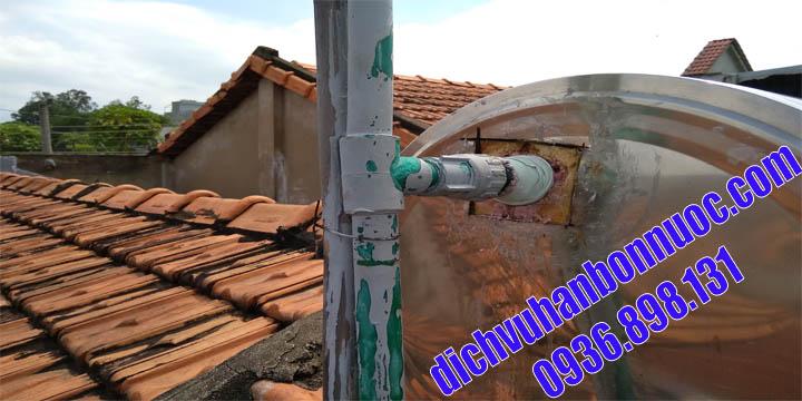 sửa máy năng lượng hàn ống ppr