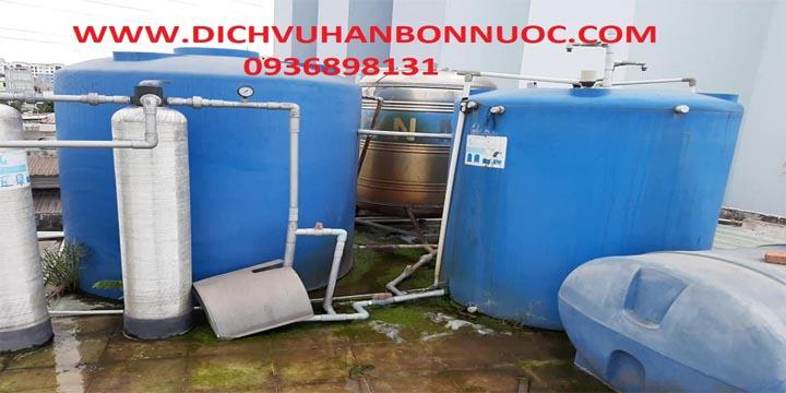 hàn sửa bồn nước nhựa tại bình dương 0936898131