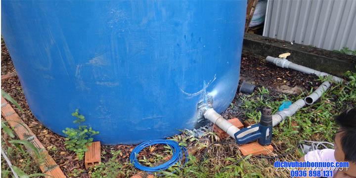 hàn bồn nước tại nhà | 0936898131