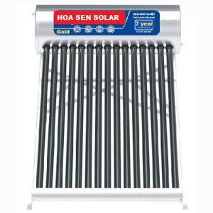 Máy năng lượng mặt trời Hoa Sen 300L