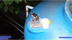 hướng dẫn lắp phao điện bồn nước đơn giản